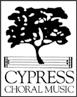 Cypress Choral Music Logo